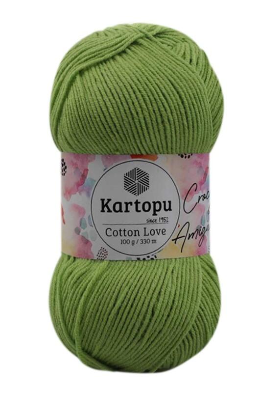 KARTOPU - Kartopu Cotton Love El Örgü İpi 100 gr   K404