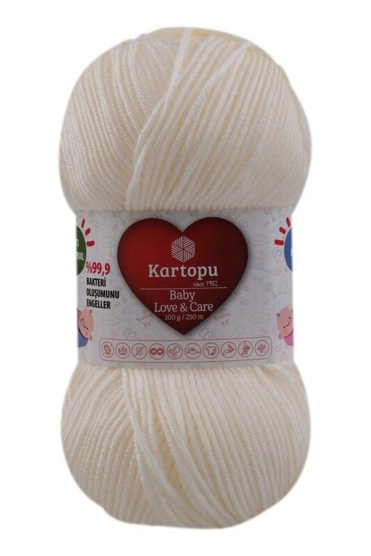 KARTOPU - Kartopu Baby Love & Care El Örgü İpi 100 gr.   K019