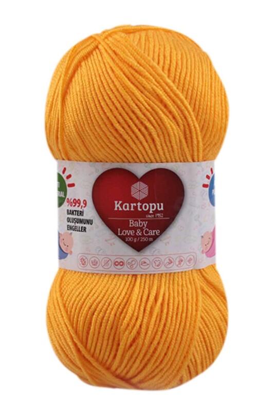 KARTOPU - Kartopu Baby Love & Care El Örgü İpi 100 gr.   K154