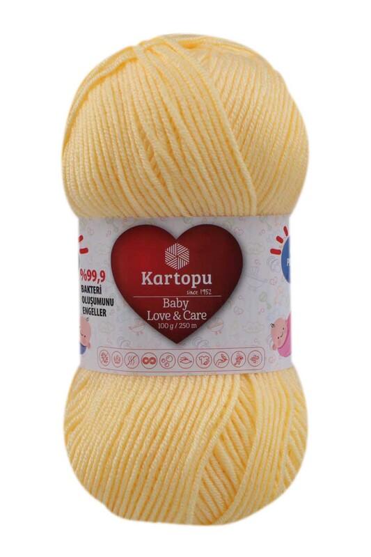 KARTOPU - Kartopu Baby Love & Care El Örgü İpi 100 gr.   K331