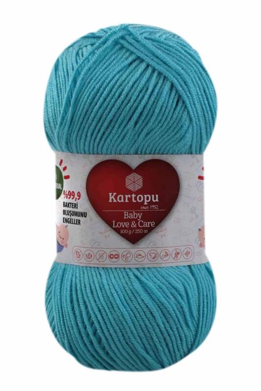 KARTOPU - Kartopu Baby Love & Care El Örgü İpi 100 gr.   K576