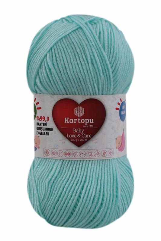 KARTOPU - Kartopu Baby Love & Care El Örgü İpi 100 gr.   K578