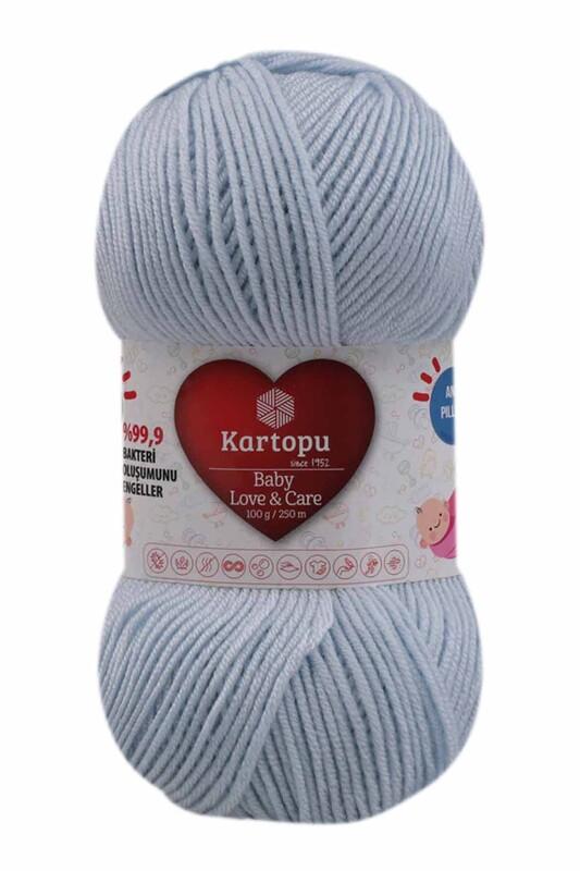 KARTOPU - Kartopu Baby Love & Care El Örgü İpi 100 gr.   K580