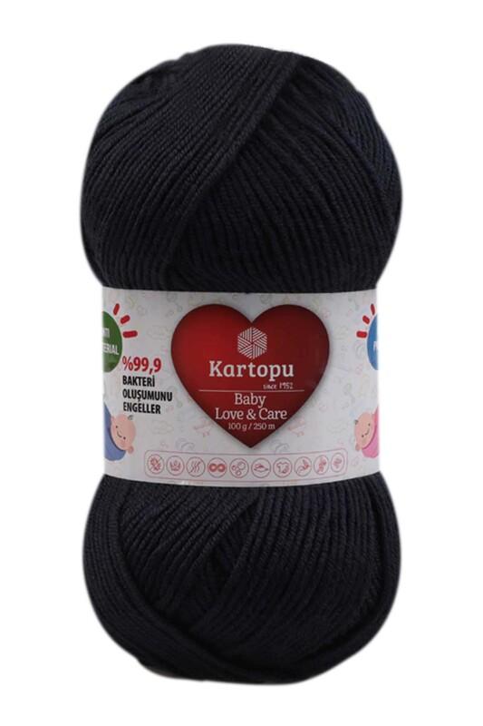 KARTOPU - Kartopu Baby Love & Care El Örgü İpi 100 gr.   K633