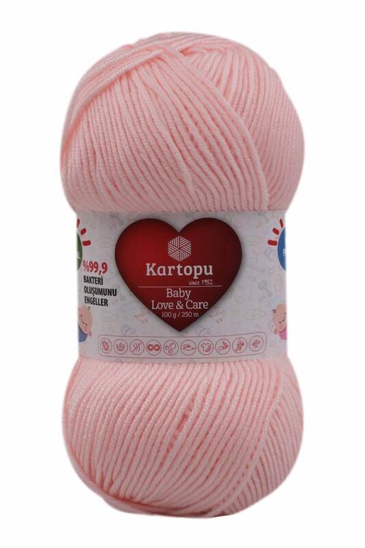 KARTOPU - Kartopu Baby Love & Care El Örgü İpi 100 gr.   K699