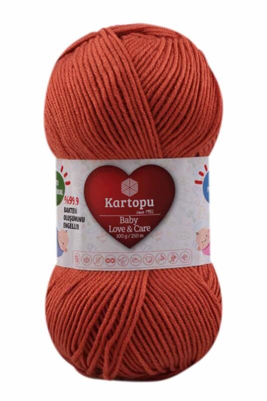 KARTOPU - Kartopu Baby Love & Care El Örgü İpi 100 gr.   K1210