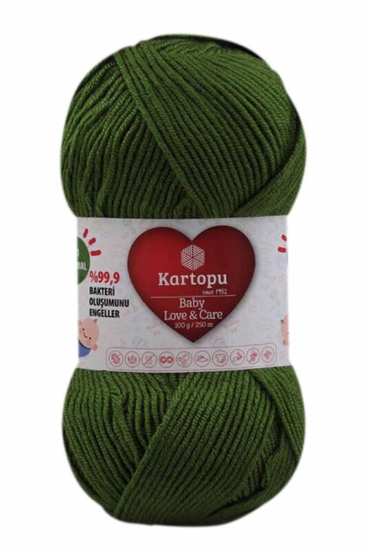 KARTOPU - Kartopu Baby Love & Care El Örgü İpi 100 gr.   K1391