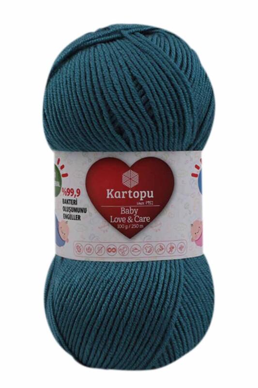 KARTOPU - Kartopu Baby Love & Care El Örgü İpi 100 gr.   K1467