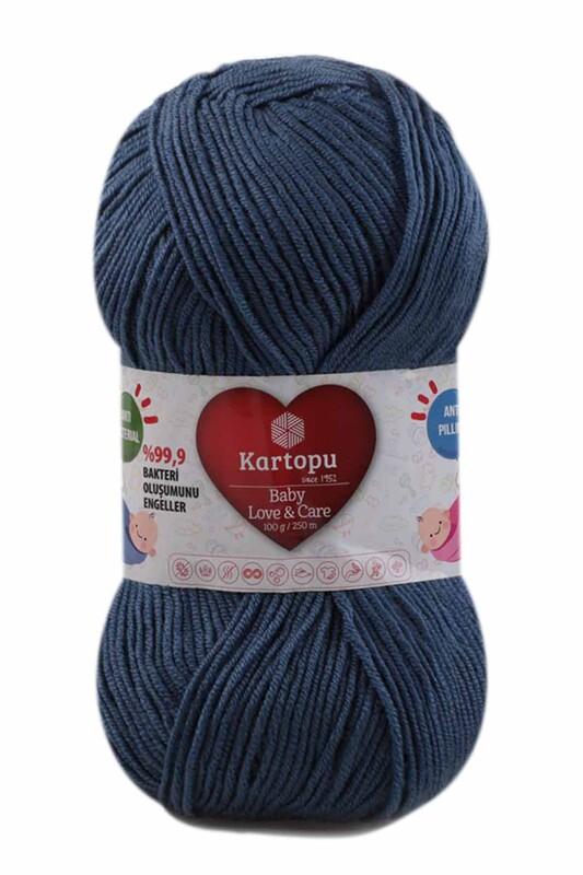 KARTOPU - Kartopu Baby Love & Care El Örgü İpi 100 gr.   K1533