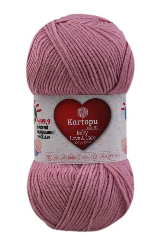 KARTOPU - Kartopu Baby Love & Care El Örgü İpi 100 gr.   K1763