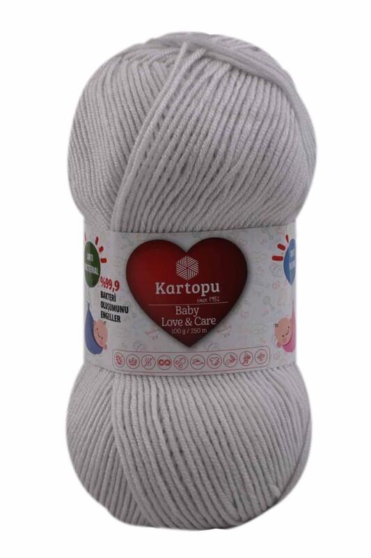 KARTOPU - Kartopu Baby Love & Care El Örgü İpi 100 gr.   K992