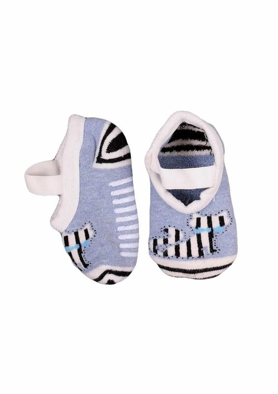 KATAMİNO - Katamino Havlu Patik Çorap 83015 | İndigo
