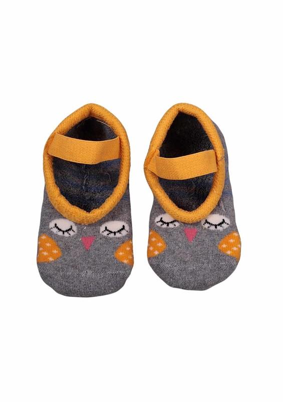 KATAMİNO - Katamino Havlu Patik Çorap 83019 | Füme