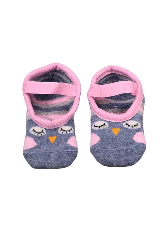 KATAMİNO - Katamino Havlu Patik Çorap 83019 | İndigo