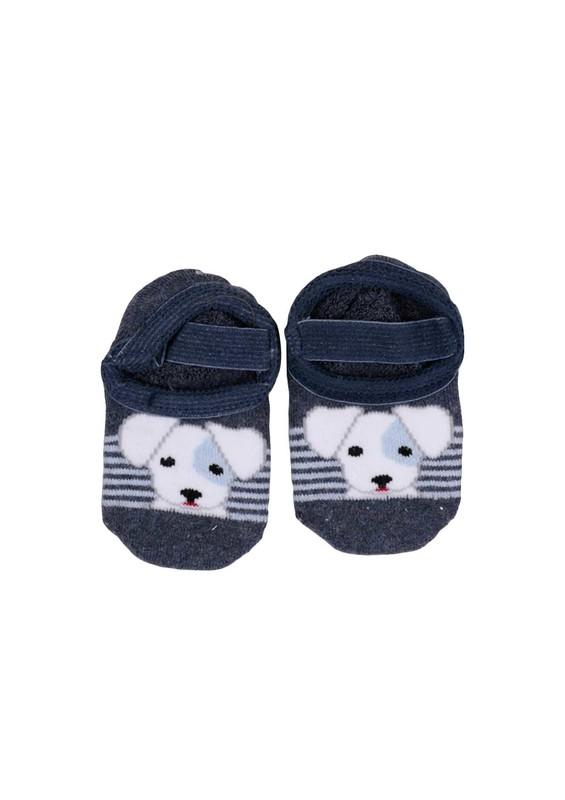 KATAMİNO - Katamino Havlu Patik Çorap 83020 | İndigo