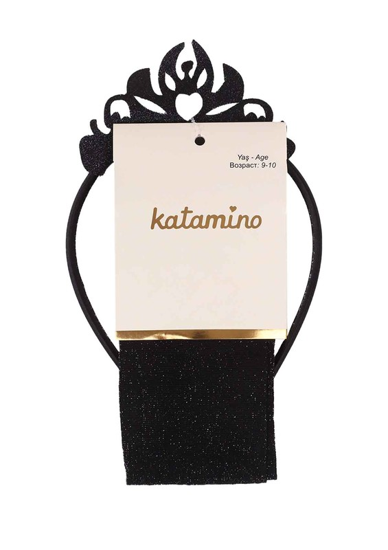 KATAMİNO - Katamino Külotlu Çorap 5407 | Siyah