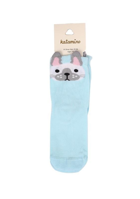 KATAMİNO - Katamino Soket Çorap 5402 | Mavi