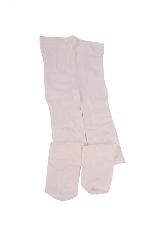 DORE - Dore Çocuk Külotlu Çorap 008 | Ekru