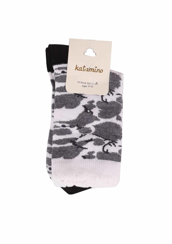 KATAMİNO - Katamino Soket Çorap 5403 | Siyah