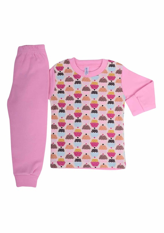 SİMİSSO - Simisso Pijama Takımı 202 | Pembe
