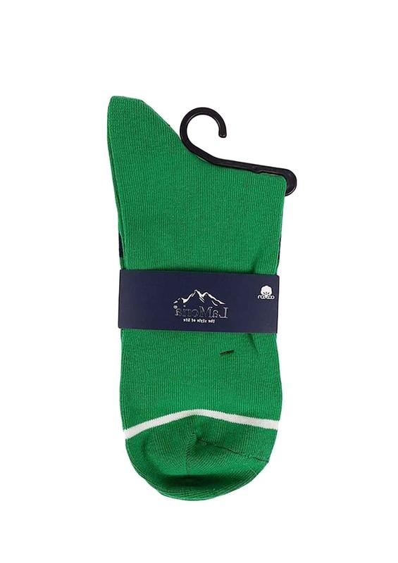 LA MORİA - La Moria Dikişsiz Çorap 31412 | Yeşil