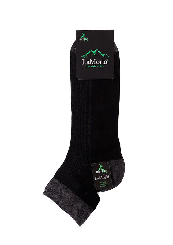 LA MORİA - La Moria Dikişsiz Çorap 33312 | Siyah
