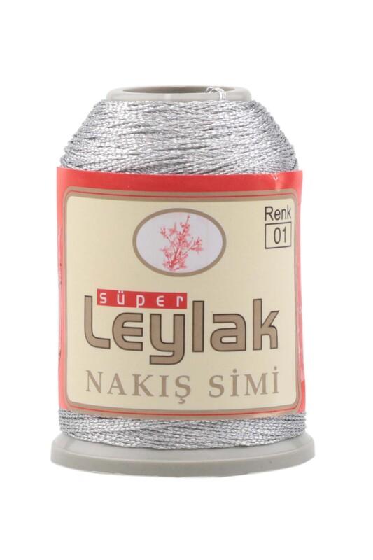 LEYLAK - Leylak Nakış Simi 20 Gr 01
