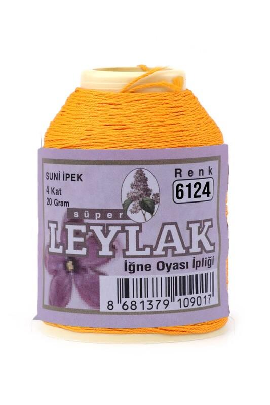 LEYLAK - Leylak Suni İpek Oya İpi 6124