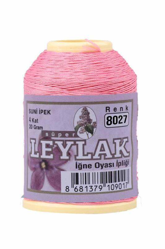 LEYLAK - Leylak Suni İpek Oya İpi 8027
