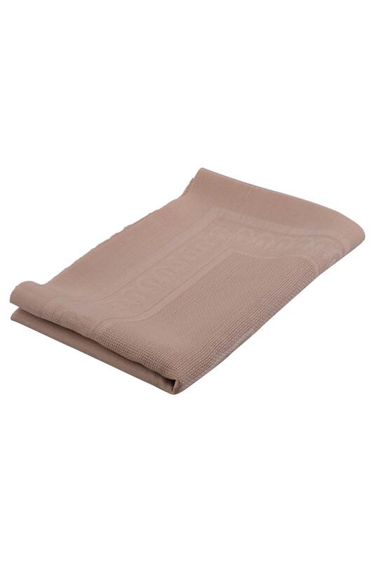 SİMİSSO - Linen Kumaş İşlemelik Hazır Seccade | Bej