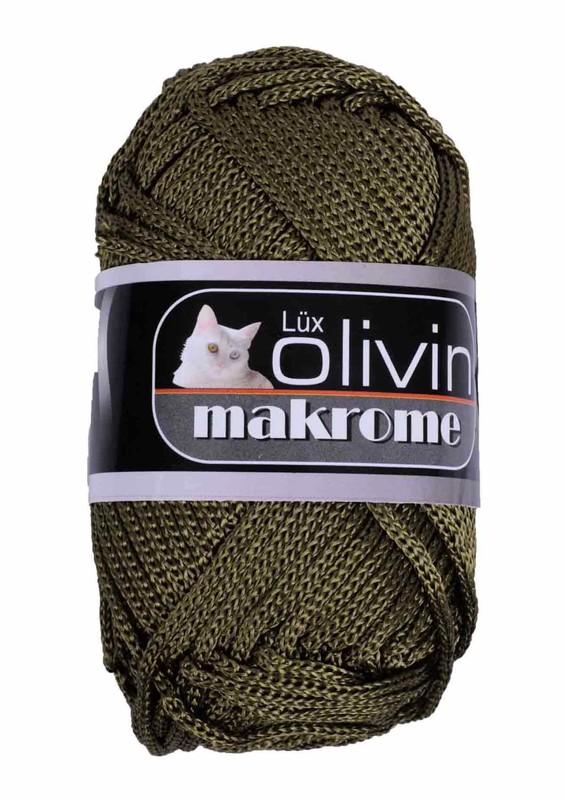 LÜX OLİVİN - Lüx Olivin Makrome İpi 536