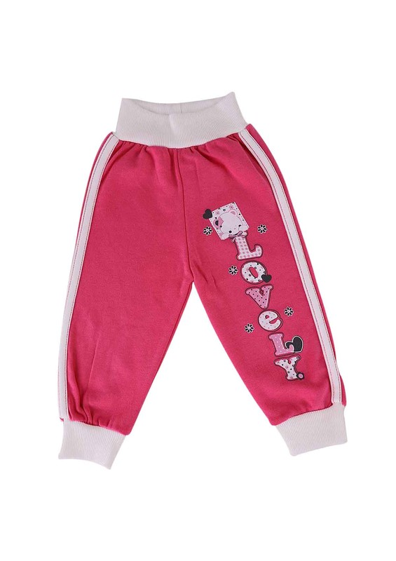 MANCAR - Mancar Bebek Pantolonu 1028   Pembe