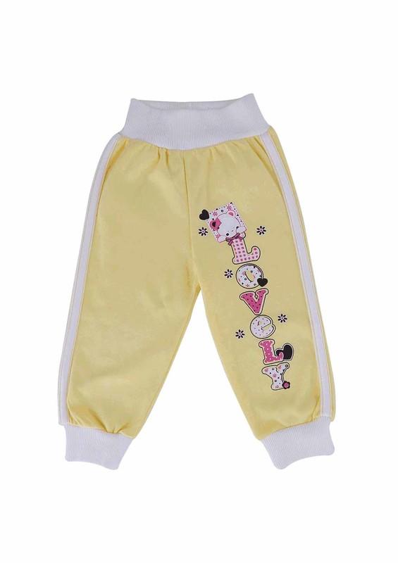 MANCAR - Mancar Bebek Pantolonu 1028   Sarı