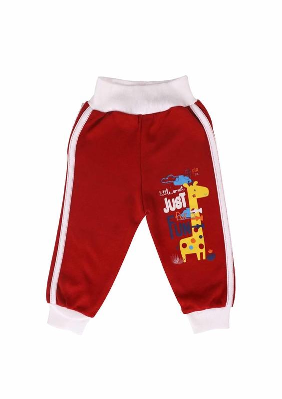 MANCAR - Mancar Bebek Pantolonu 1029   Bordo