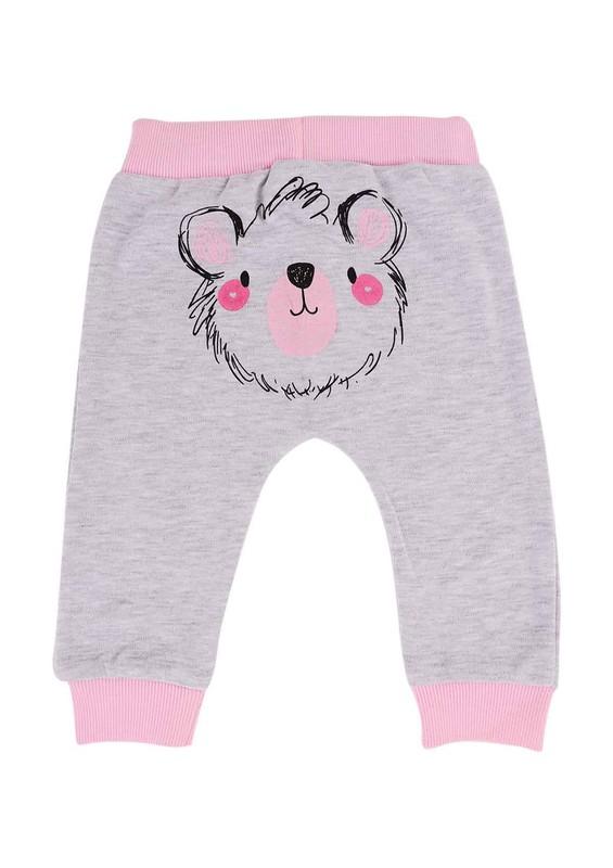 MANCAR - Mancar Bebek Pantolonu 1032   Bebe Pembe