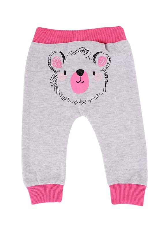MANCAR - Mancar Bebek Pantolonu 1032   Pembe