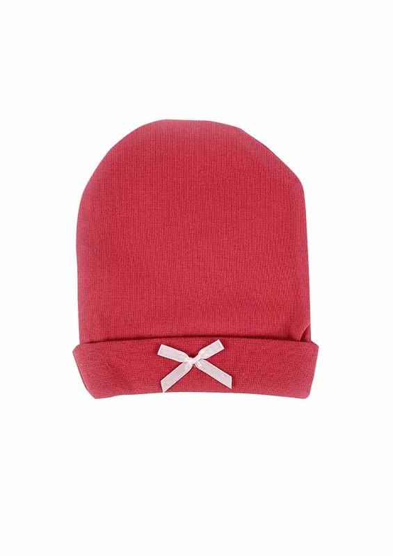 MEVİTTA - Mevitta Bebek Şapkası 786 | Mürdüm