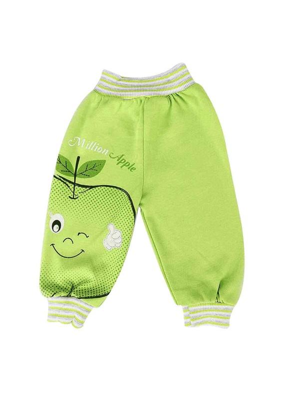 MİLLİON - Million Bebek Pantolonu 1815   Yeşil