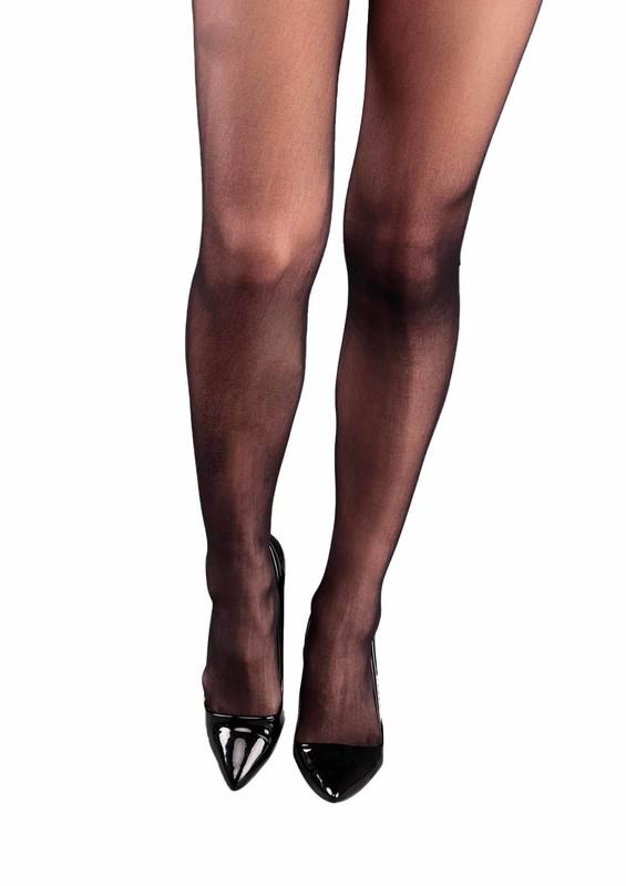 MÜJDE - Müjde İnce Mat Siyah Külotlu Çorap 005 | Siyah