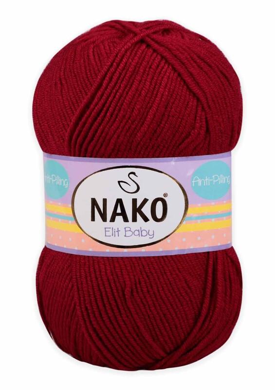 NAKO - Nako Elit Baby El Örgü İpi 100 gr | 298