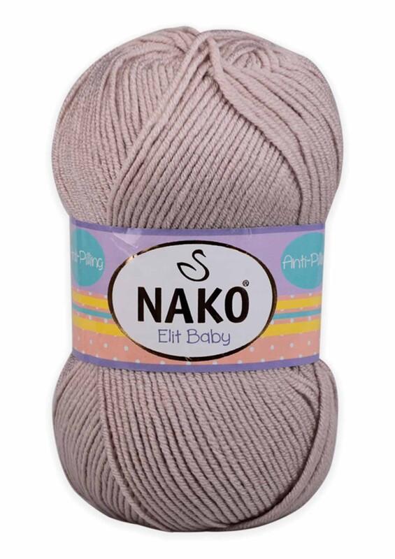NAKO - Nako Elit Baby El Örgü İpi 100 gr | 4770