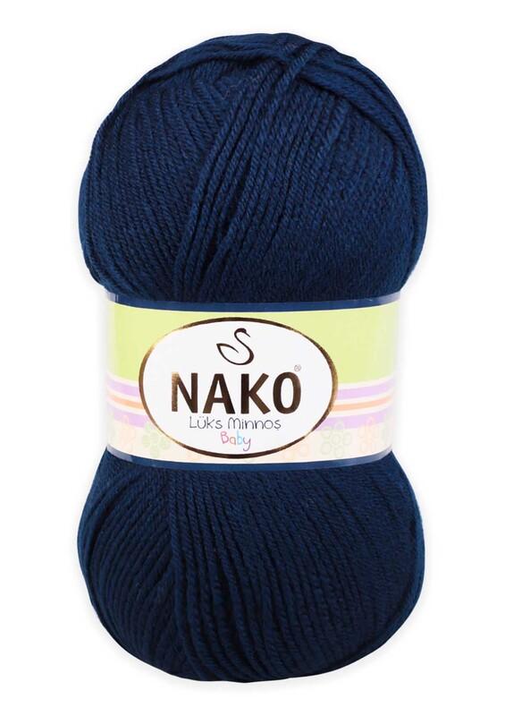 NAKO - Nako Lüks Minnoş El Örgü İpi 100 gr | 10094