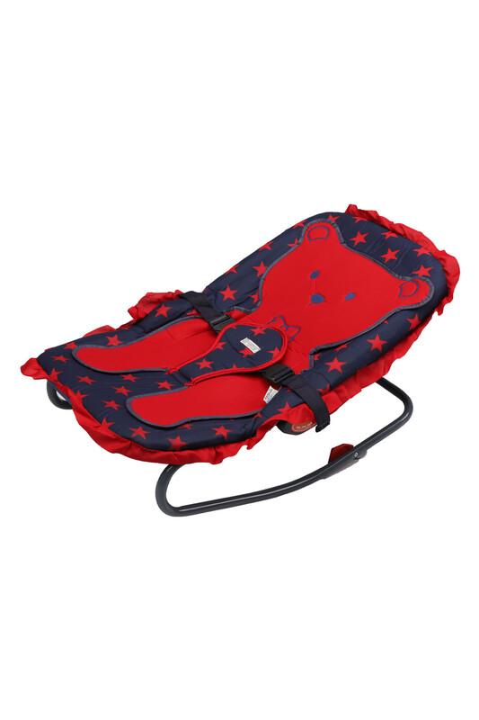 NENNY BABY - Nenny Baby Lüks 5'li Bebek Taşıma Seti | Kırmızı