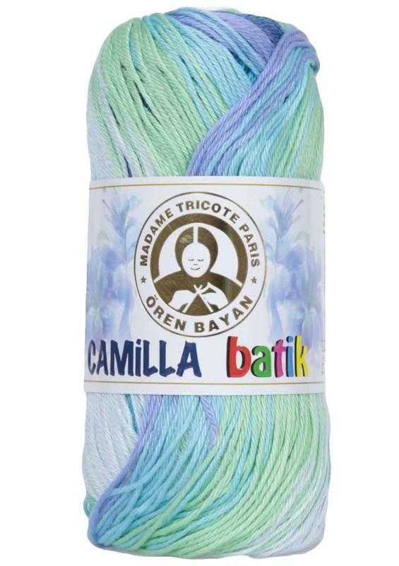 ÖREN BAYAN - Ören Bayan Camilla Batik El Örgü İpi 102
