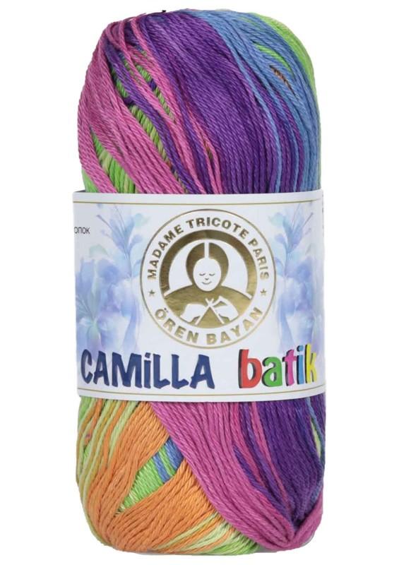 ÖREN BAYAN - Ören Bayan Camilla Batik El Örgü İpi 106