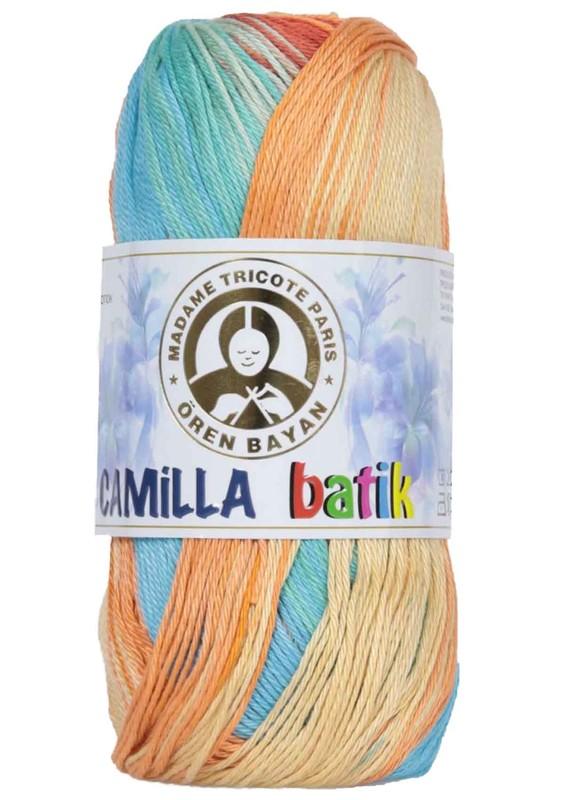 ÖREN BAYAN - Ören Bayan Camilla Batik El Örgü İpi 107
