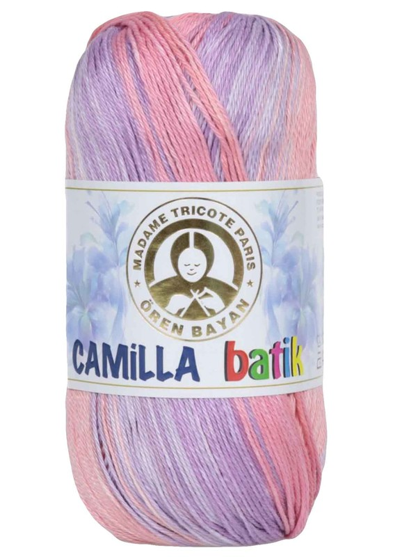 ÖREN BAYAN - Ören Bayan Camilla Batik El Örgü İpi 108