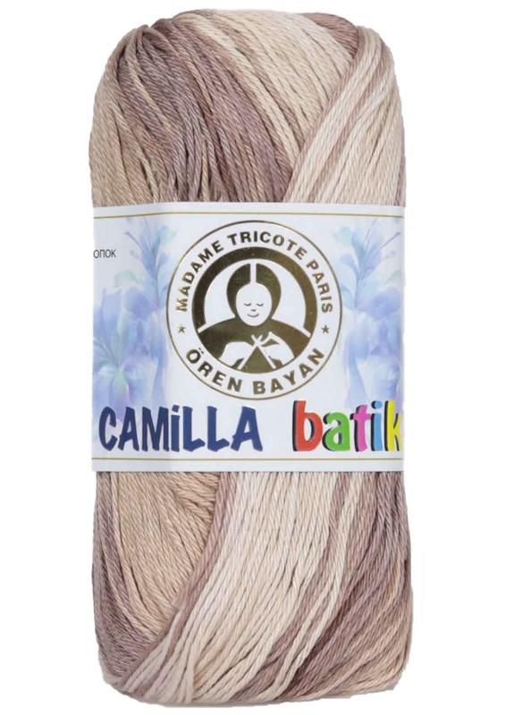 ÖREN BAYAN - Ören Bayan Camilla Batik El Örgü İpi 111