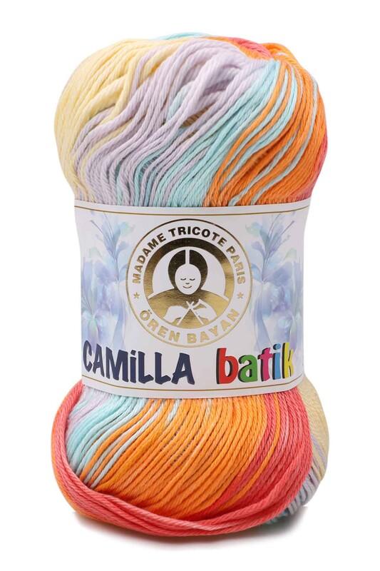 ÖREN BAYAN - Ören Bayan Camilla Batik El Örgü İpi 112