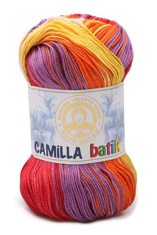 ÖREN BAYAN - Ören Bayan Camilla Batik El Örgü İpi 114